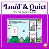 Music Distance Learning: Loud and Quiet Identification - B