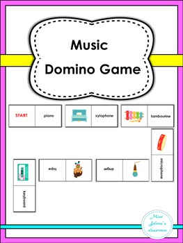 Music Domino Game