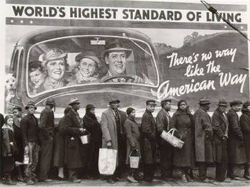 Music During the Great Depression - Social Effects of the Depression