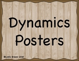 Music Dynamics Posters