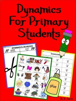 Music - Dynamics for Primary Students