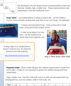 Music Education for Young Children.  Chapter 2 - What is Sound