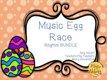 Music Egg Race Game: Rhythmic Bundle
