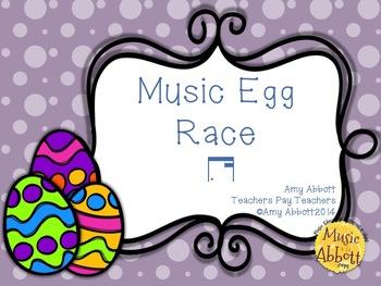 Music Egg Race Game: Tim-ka