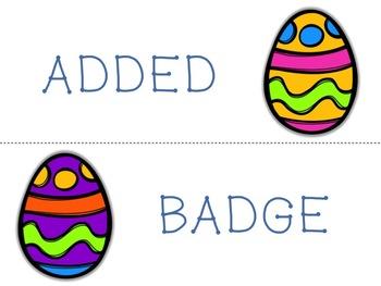 Music Egg Race Game: Treble Clef Version