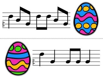 Music Egg Race Game: do version