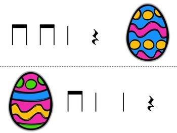 Music Egg Race Game: rest