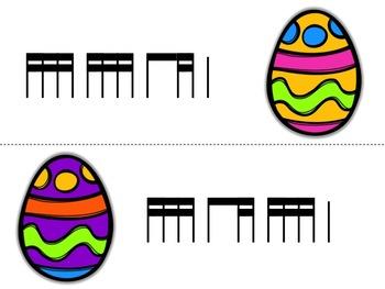 Music Egg Race Game: ti-tika