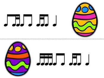 Music Egg Race Game: tika-ti