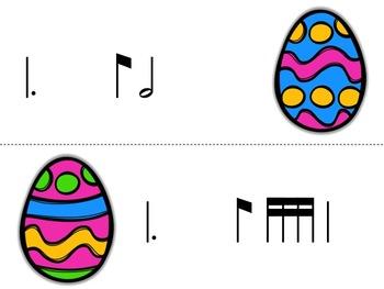 Music Egg Race Game: tom-ti