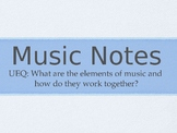 Music Elements PowerPoint