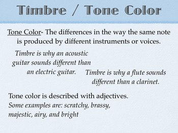 Music Elements in Keynote