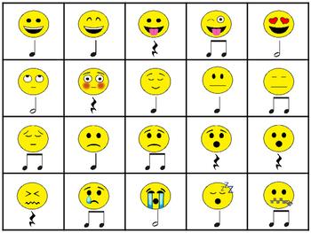 Music Emoji Lesson: Rhythm and Composition
