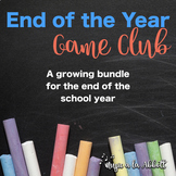Music End of the Year Game Club