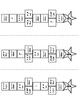 Music Finger Rhythm Hopscotch Sixteenth Notes & Triplets