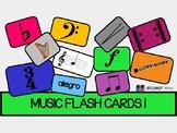 Music Flash Cards!