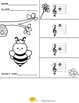 Music Activities (Music Flipbooks BUNDLED)
