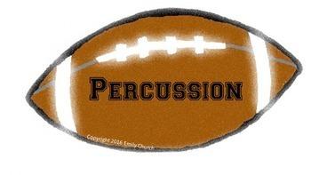 Music Football- Classroom Instruments