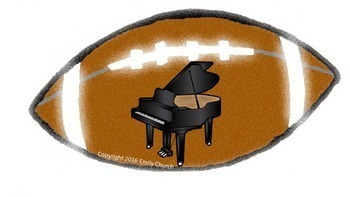 Music Football- Orchestral Instruments