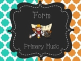 Music: Form Introduction