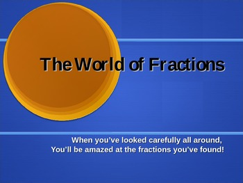 Music & Fractions