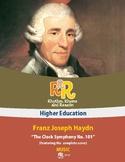 Music - Franz Joseph Haydn - The Clock Symphony 101 (Complete Score)