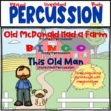 Music Fun on the Farm: Percussion