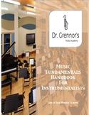 Music Fundamentals Handbook for Instrumentalists