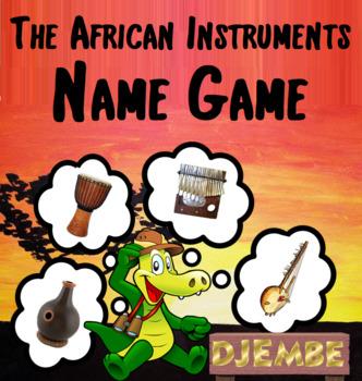 Music Fundamentals - African Instruments - Elementary Studies Level 2