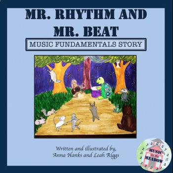 Music Fundamentals Stories Bundle