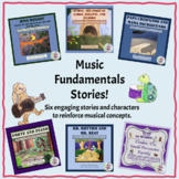 Music Fundamentals Stories Bundle