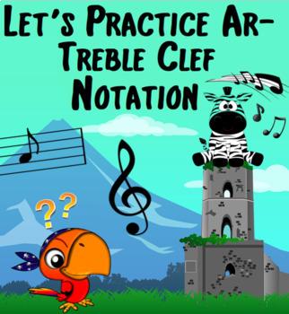 Music Fundamentals - Treble Clef - Elementary Studies Level 2