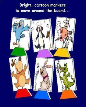 Ear Training - Interval Recognition - The Board Game!!