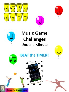 Music Game Challenges: Beat the Timer!