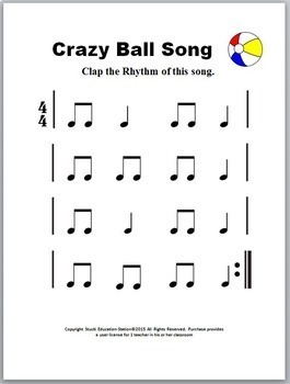 Music Game Crazy Ball