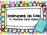 Music Game: Instrument Go Fish