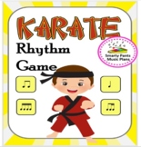 Music Game {Karate Rhythm Game}