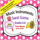 Music Game {Music Instrument - Swat Game}