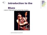 Music Genre: Blues Introduction