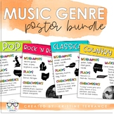 Music Genre Posters