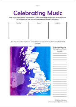 Music: Geography Of Music