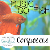 Music Go Fish - Composers