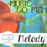 Music Go Fish - Melody