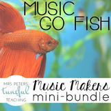 Music Go Fish - Music Makers Mini-Bundle