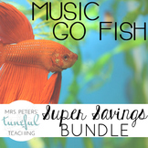 Music Go Fish {Super $$$ Saving Bundle}