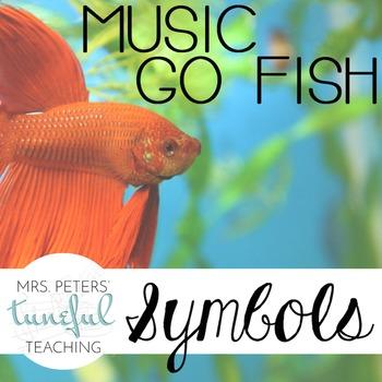 Music Go Fish - Symbols