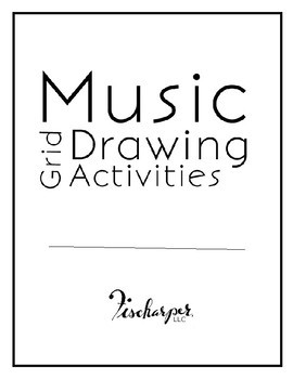 Music Grid Drawing Activities