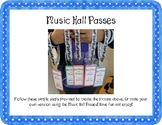 Music Hall Pass