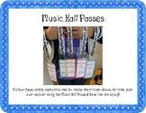 Music Hall Pass