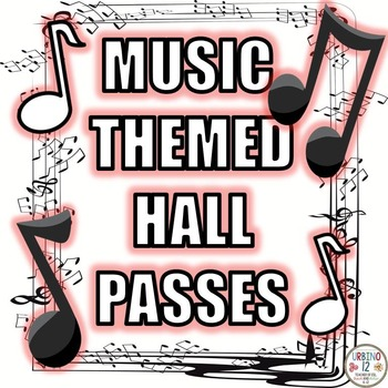 Music Hall Passes